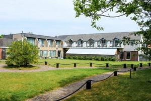 Hotel Duinzicht Tuin